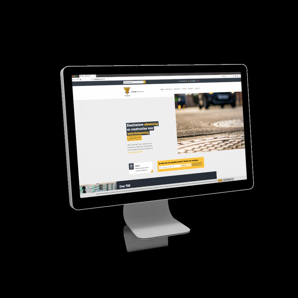 Website van SVA